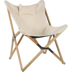 Outdoor Living Vlinder loungestoel - naturel