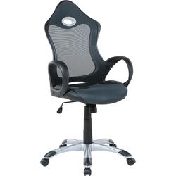 Bureaustoel grijsgroen - burostoel - gaming stoel - werkkamerstoel - iChair