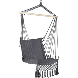 Hangstoel Outdoor - grijs - Lifa Living