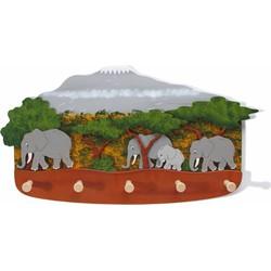 Kapstok Olifanten - Weizenkorn