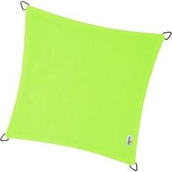 Schaduwdoek - Nesling - Coolfit - Lime Groen - Vierkant - 3,6 x 3,6 x 3,6 x 3,6 m