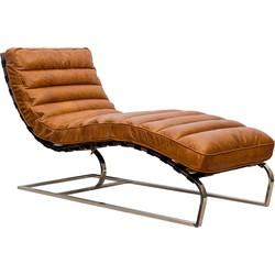 COSE interior Lounge Chair 100% echt leder