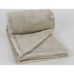 Clarysse Soft Fleece Extra Plaid Zand