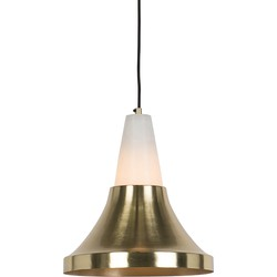Modern Pendant Lamp Brass with Marble - Albasta A