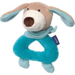 Grijpfiguur Hond Blue Collection - Sigikid