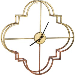 PTMD Declan Gold Clock