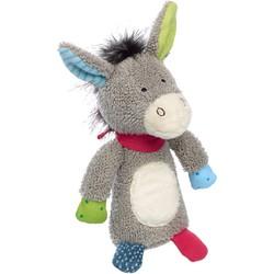 Knuffel Rammelaar Ezel Donkey Debby Dumb - Sigikid