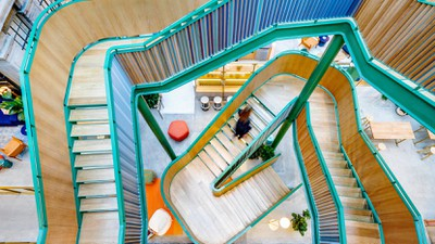 We Love: Shanghai's WeWork Office