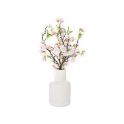 Junipa Cherry Blossom in geometric vase