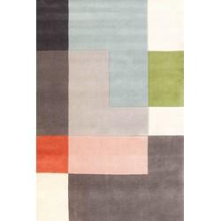 Linie Design Essentials Tetris Powder - 170 x 240 cm