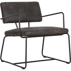 DTP Fox fauteuil antraciet