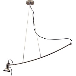 Linea Verdace Hanglamp Parrot - B103 Cm - Chroom