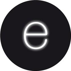 Seletti Neon letters of tekens - E