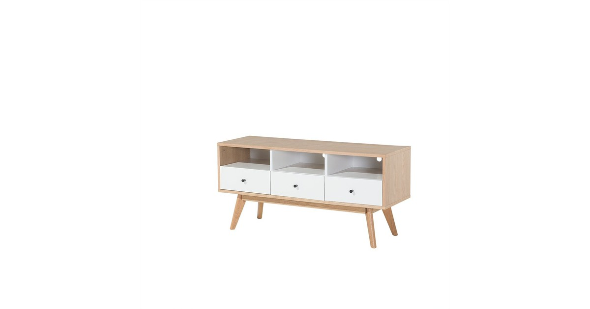 Sideboard bruin - commode - wandkast - dressoir - lowboard - kast - tv-meubel - tv-kast - TUCSON