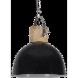 Hanglamp Fabriano 30 cm Glans Zwart