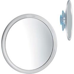 Balvi Badezimmerspiegel mit Saugnapf