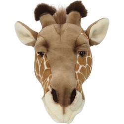 Wild & Soft Muurornament Dierenkop - Giraffe Ruby