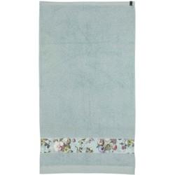 Essenza Badtextiel Fleur Green-Douchelaken (70 x 140 cm)