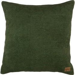 Craddle Kussen Chenille Groen 45x45