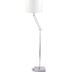 Dublin - Vloerlamp - Wit