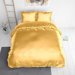 Sleeptime Beauty Skin Care Dekbedovertrek Gold-140x200/220