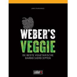 Weber Kookboek - Weber's Veggie