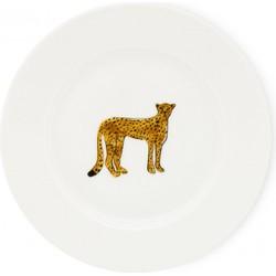 Fabienne Chapot - Gebaksbordje Cheetah - 17cm