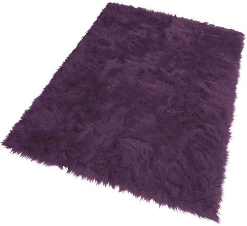 Hochflor-Teppich, Kinzler, »Pireo«, Höhe ca. 70 mm, synthetischer Flokati -