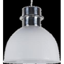 Hanglamp Prato 30 cm Glans Wit