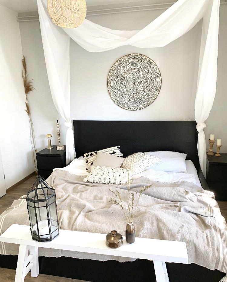Slaapkamer neutrale kleuren