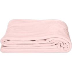 Plaid Flannel Myrthe - 130x170cm - Roze