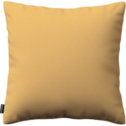 Kussenhoes Kinga goud-geel