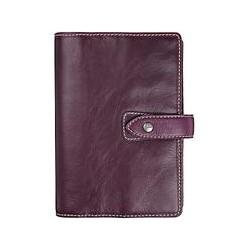 Filofax Malden Leather Personal Organiser, Purple
