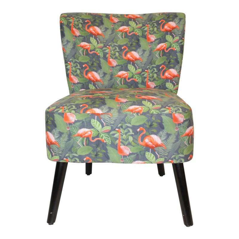 Housevitamin fauteuil Flamingo -