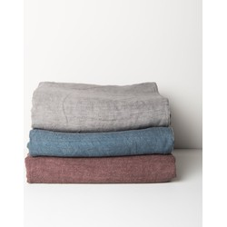 Throw Linen - Indian Teal