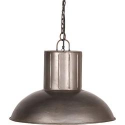 LABEL51 - Hanglamp Factory 42x42x40 cm - Industrieel - Zilver