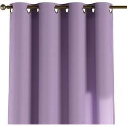 Gordijn met ringen lavendel