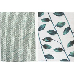 Urban Nature Culture tea towel set Leafs XL