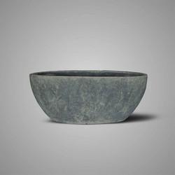 Brynxz Pot Oval Base Majestic Vintage 56x17x24cm