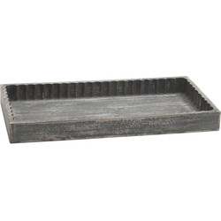 PTMD Chels grey wooden tray