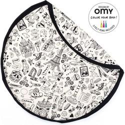 Opbergzak | Speelkleed Omy Paris