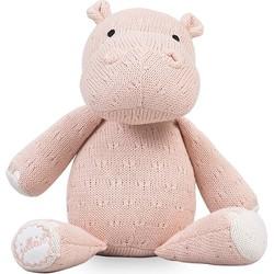 Jollein Knuffel Hippo Soft Knit Creamy Peach