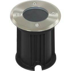 Ranex LED Grondspot Tuinverlichting 3W Waterdicht IP65, Rond, Warm Wit