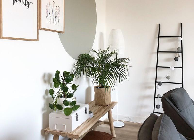 5 manieren om je decoratieladder te stylen