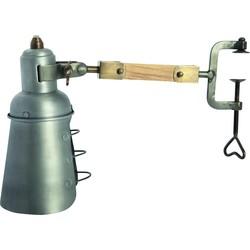 House Doctor Wandlamp Basic Grijs / naturel