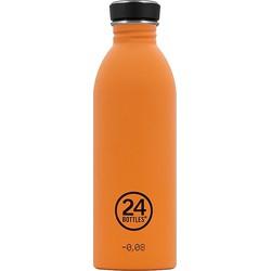 24Bottles Urban Bottle Drinkfles 0,5 l - Oranje