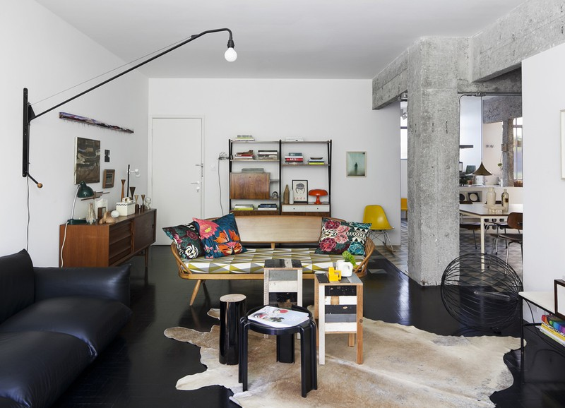 We Love: This Mid-Century Brazilian Home
