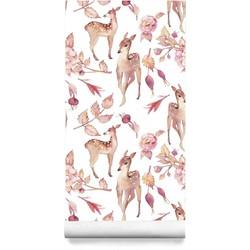 Vliesbehang Bambi 60x244
