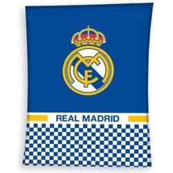 Fleece Deken Real Madrid 110x140 Fleece Dekens