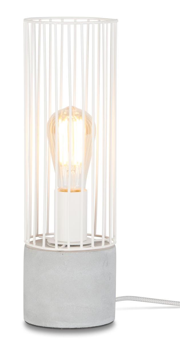 Tafellamp Memphis Wit -